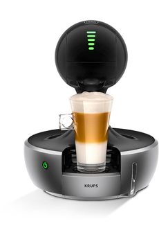 Expresso NESCAFE DOLCE GUSTO DROP SILVER/NOIR YY2502FD Krups