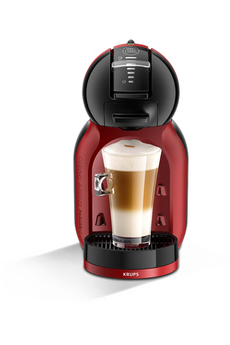 Expresso NESCAFE DOLCE GUSTO MINI ME ROUGE ET NOIR YY2749FD Krups