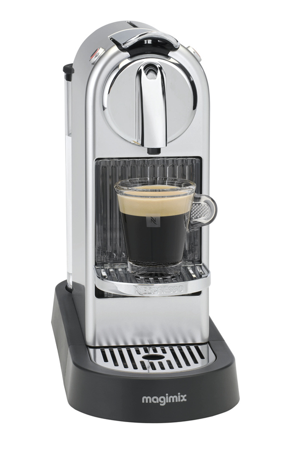 Expresso magimix citiz nespresso chrome 11297 m190 11297 4034929 darty - Auchan machine a cafe nespresso ...