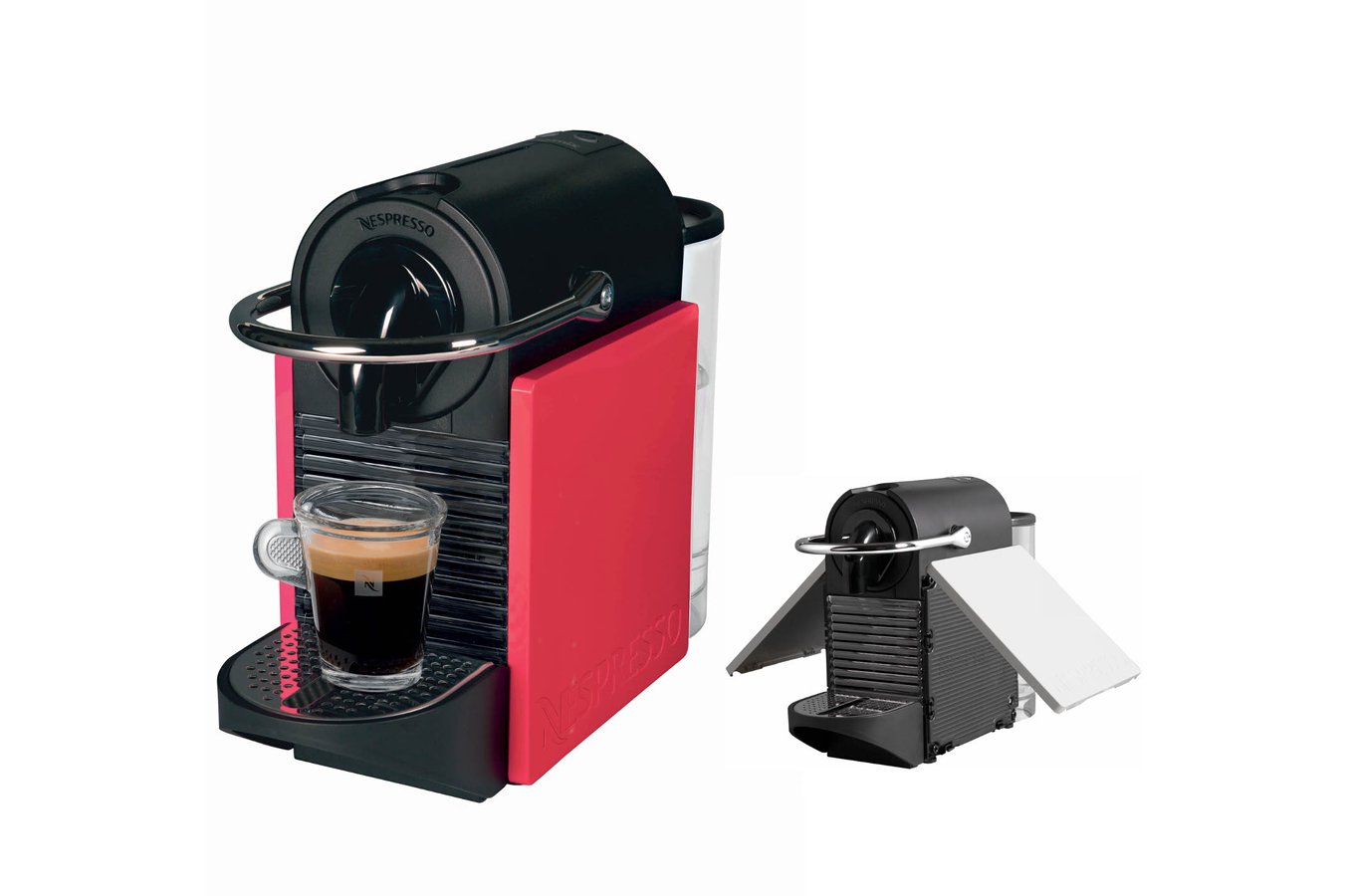 exceptional machine a cafe nespresso darty 8 magimix. Black Bedroom Furniture Sets. Home Design Ideas