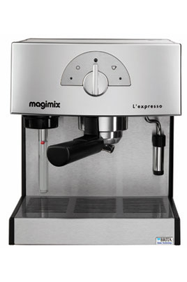 Expresso Magimix 11411 CHROME MAT