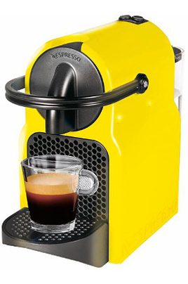 expresso magimix inissia nespresso jaune canari m105. Black Bedroom Furniture Sets. Home Design Ideas