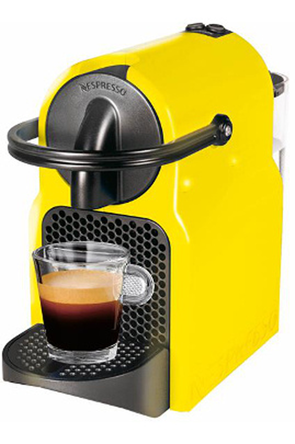 expresso magimix inissia nespresso jaune canari m105 inissia nespresso canary m105 4166612. Black Bedroom Furniture Sets. Home Design Ideas