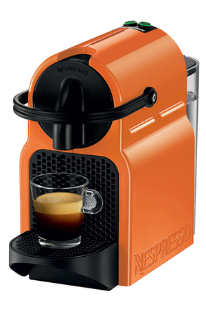 expresso magimix inissia nespresso summer sun m105 inissia nespresso orange m105 darty. Black Bedroom Furniture Sets. Home Design Ideas