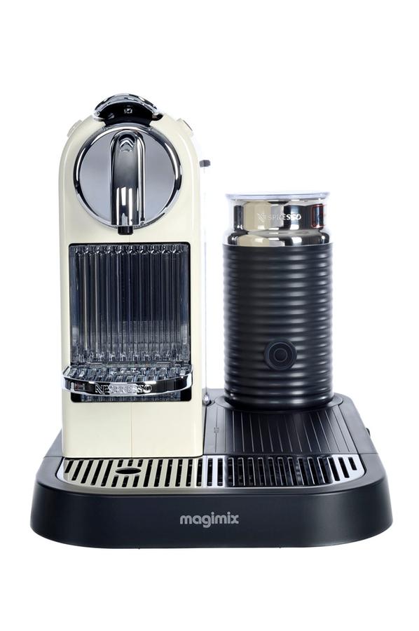 expresso magimix nespresso citiz milk 11301 ivoire. Black Bedroom Furniture Sets. Home Design Ideas