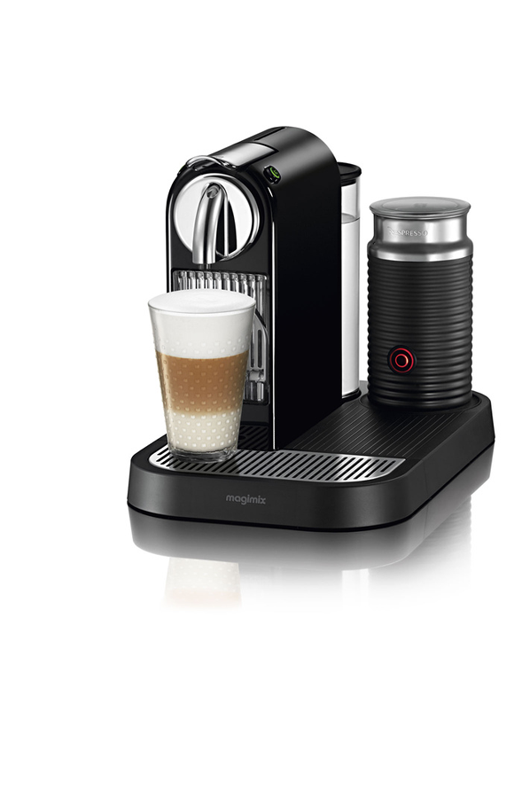 Nespresso citiz and milk magimix