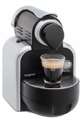 expresso magimix nespresso essenza auto gris 11279 m100 11279 m100 a argent 3164551. Black Bedroom Furniture Sets. Home Design Ideas