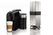 Nespresso UMILK NOIR PUR 11344 M130 + PORTE CAPSULES PIXIE SLEEVE BASIC ALU