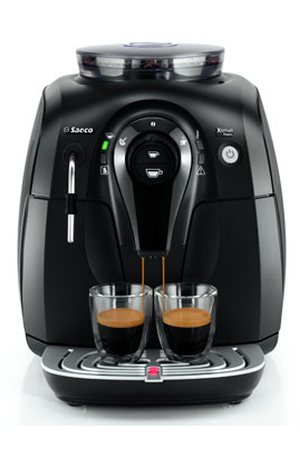 Expresso Avec Broyeur Saeco Hd8743 11 Xsmall Noir Hd8743 11xsmall