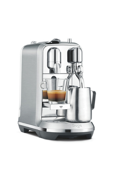 Expresso Sage Nespresso Creatista Plus ARGENT