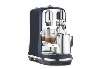 Expresso Sage Nespresso Creatista Plus BLEU