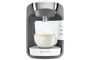 Cafetière à dosette ou capsule Bosch TASSIMO TAS3204 SUNY BLANC ET CHROME