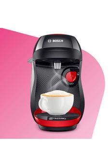 Cafetière à dosette ou capsule Bosch TASSIMO TAS1003 ROUGE