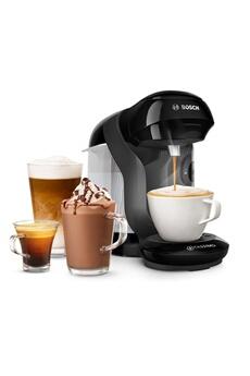Cafetière à dosette ou capsule Bosch TASSIMO bundle TAS1102 + 2 packs de T-Discs + Mug Milka OFFERT