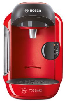 Cafetière à dosette ou capsule TASSIMO VIVY TAS1253 ROUGE Bosch