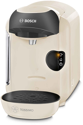 Cafetière à dosette TASSIMO VIVY TAS1257 CREME Bosch