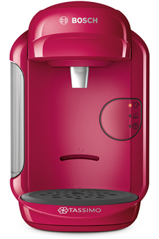 Cafetière à dosette ou capsule TASSIMO 1401 VIVY FRAMBOISE Bosch