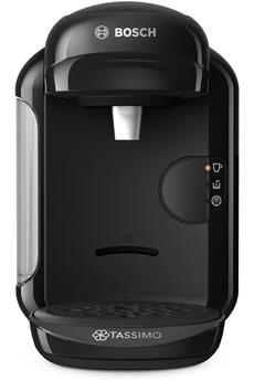 Cafetière à dosette ou capsule TASSIMO TAS1402 VIVY NOIR INTENSE Bosch