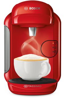 Cafetière à dosette ou capsule BOSCH TASSIMO 1403 VIVY ROUGE POURPRE Bosch