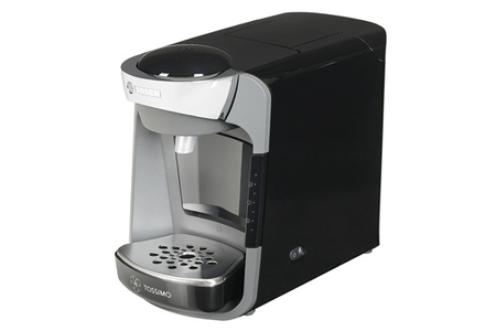cafeti re dosette ou capsule bosch tassimo suny tas3202 noir tas3202 tassimo suny noir darty. Black Bedroom Furniture Sets. Home Design Ideas