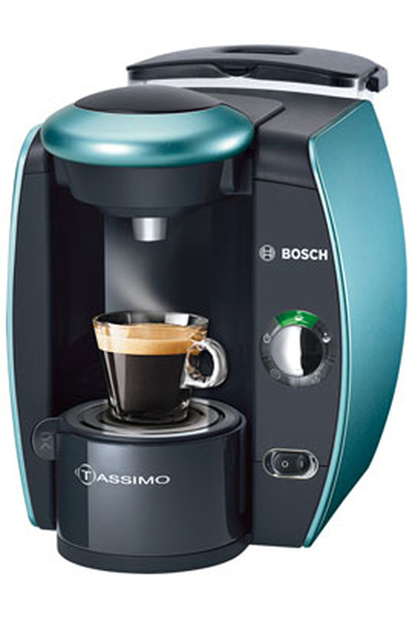 cafeti re dosette ou capsule bosch tas4016 tassimo tas4016 bleu tassimo 2931702 darty. Black Bedroom Furniture Sets. Home Design Ideas
