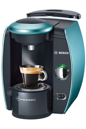 cafeti re dosette ou capsule bosch tas4016 tassimo tas4016 bleu tassimo darty. Black Bedroom Furniture Sets. Home Design Ideas