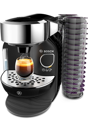 cafeti re dosette ou capsule bosch tassimo caddy tas7002 tas7002 darty. Black Bedroom Furniture Sets. Home Design Ideas