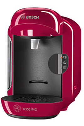 cafeti re dosette bosch tas1201 tassimo vivy rose tassimo 3806430. Black Bedroom Furniture Sets. Home Design Ideas