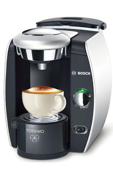 Cafetière à dosette TAS 4211 TASSIMO SILVER Bosch