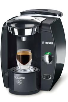 Cafetière à dosette ou capsule Bosch TAS4212 TASSIMO FIDELIA CHROME EDITION