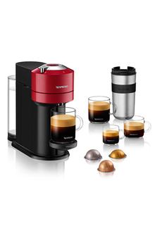 Cafetière à dosette ou capsule Krups Nespresso Vertuo Next Rouge 1,1L YY4296FD