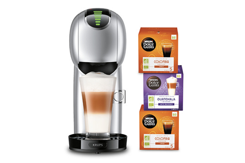 DOLCE GUSTO GENIO S TOUCH YY4586FD SILVER