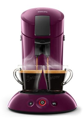 Réservoir 0,9 litre - 1 ou 2 tasses Booster d'arômes Longueur du café ajustable manuellement Indicateur de détartrage - Bec verseur ajustable