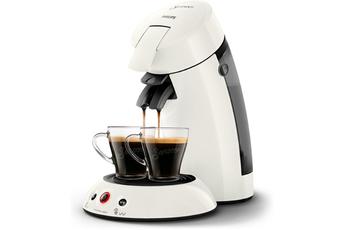 Cafetière à dosette ou capsule Philips SENSEO HD6554/12 BLANC