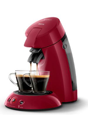 Cafetiere A Dosette Ou Capsule Philips Senseo Original Hd6554 91