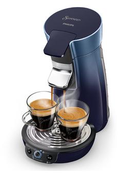 Cafetière à dosette ou capsule Philips Senseo Viva café HD6566/61