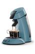 Cafetière à dosette ou capsule SENSEO ORIGINAL HD7804/21 BLEU GRIS Philips