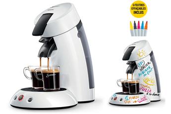 Cafetière à dosette ou capsule SENSEO ORIGINAL HD7817/14 BLANC Philips