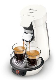 Cafetière à dosette SENSEO VIVA CAFE HD7829/01 BLANC Philips