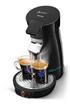 Cafetière à dosette ou capsule SENSEO VIVA CAFÉ HD7836/21 MATT W MOORE NOIR Philips