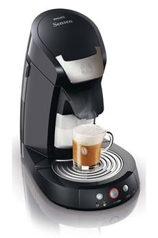 Cafetière à dosette HD7853/61 SENSEO CAPPUCCINO Philips