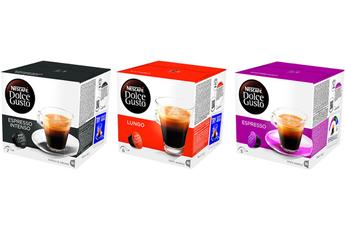 Capsule café CAFE X3 Dolce Gusto