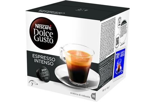 Capsule café Dolce Gusto ESPRESSO INTENSO