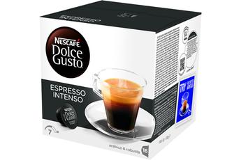 Capsule café ESPRESSO INTENSO Dolce Gusto