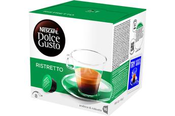 Capsule café ESPRESSO RISTRETTO Dolce Gusto