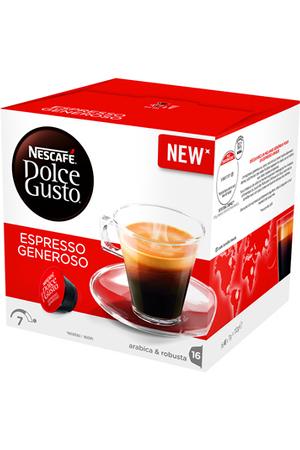 capsule caf dolce gusto nescafe dolce gusto espresso. Black Bedroom Furniture Sets. Home Design Ideas