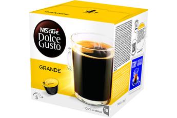 Capsule café GRANDE Dolce Gusto