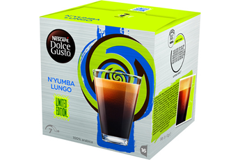 Capsule café LUNGO N'YUMBA Dolce Gusto