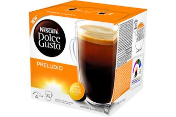 Capsule café PRELUDIO Dolce Gusto