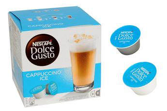 Dosette café CAPPUCCINO ICE Dolce Gusto